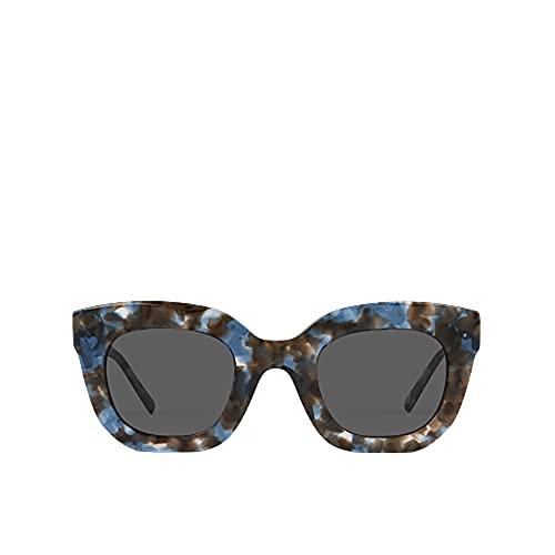 MO Gafas De Sol Polarizadas Harajuku Tokyo C De Mujer. Cat Eye Color Marrón Y Azul