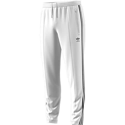adidas Originals Franz Beckenbauer Track Pants White MD
