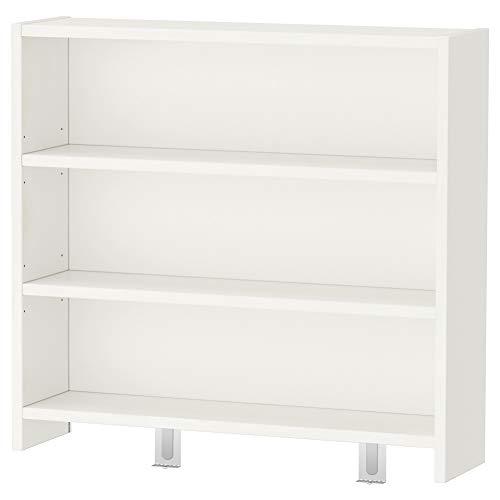 IKEA ASIA PAHL - Estante Superior de Escritorio, Color Blanco y Verde
