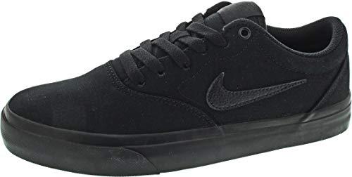 Nike SB Charge Cnvs, Scarpe da Ginnastica Unisex-Adulto, Nero, 43 EU