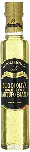 La Rustichella Olio D'Oliva Tartufo Bianco, 250 ml