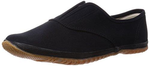 [キタ] 作業靴 スニーカー メガセーフティ 軽作業や室内作業に最適 DK-500 ブラック JP 27.0(27cm)