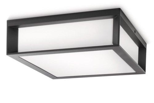 Philips Skies - Lámpara de pared, 14 W, 220 V, color antracita