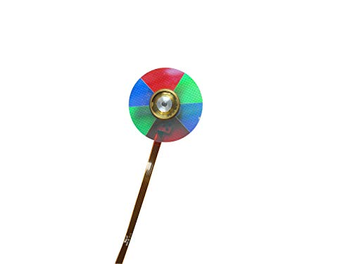 HCDZ Replacement Color Wheel for INFOCUS SP5700 Screenplay 5700 SVGA Home Theater DLP Projector