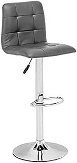 Zuo Oxygen Bar Chair, Gray