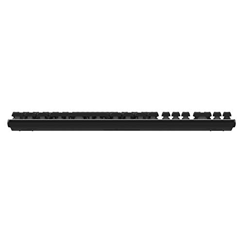 HP K500F Backlit Membrane Wired Gaming Keyboard, Backlit Mixed Color Lighting, Metal Panel with Logo Lighting, 26 Anti-Ghosting Keys, and Windows Lock Key(7ZZ97AA)
