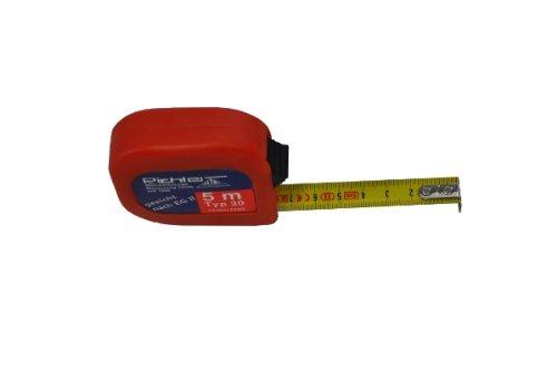 Richter Taschenrollbandmaß - Taschenbandmaß - Bandmaß 13mm breit Längen:Taschen-Rollbandmaß 30-3m - Länge: 3m