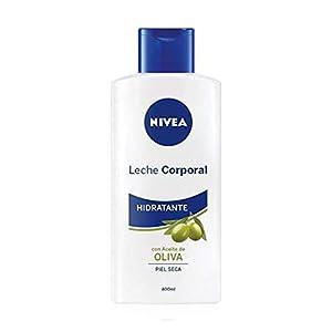NIVEA Loción Hidratante Corporal Aceite de Oliva - 400 ml (4005808584888)