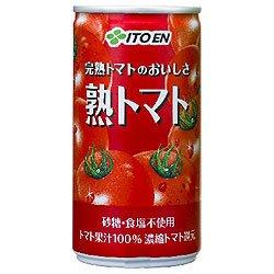 伊藤園 熟トマト(CS缶) 190g缶×20本入×(2ケース)