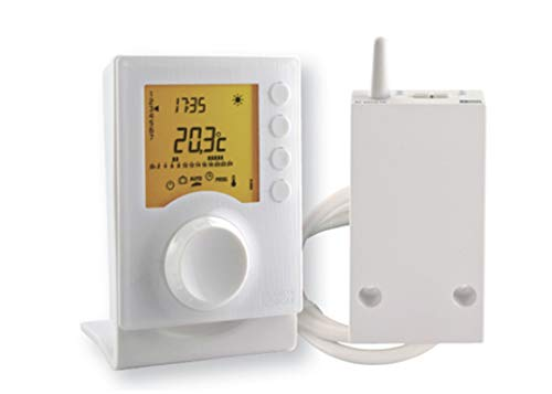 puissant Thermostat programmable Tybox137