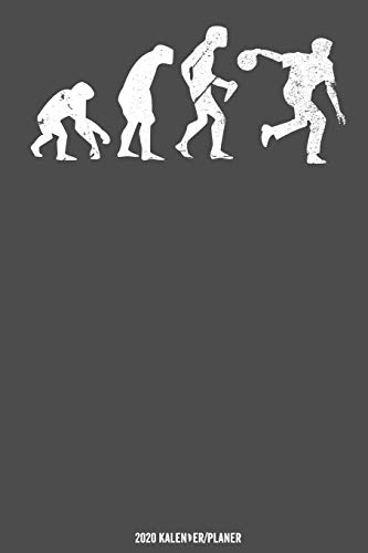 Bowling Kalender 2020: Bowling Bowler Geschenk Kalender 2020 Geschenk Lustig / Taschenkalender 2020 / Terminplaner 2020 / Jahresplaner 2020 / DIN A5 ... Januar bis Dezember / Jede Woche eine Seite