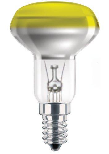 Philips Reflektorlampe NR50 40 Watt E14 gelb