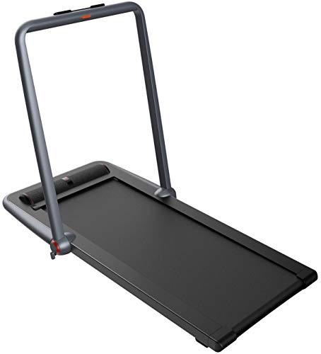 WalkSlim NEW 830 Best Home Walking Treadmill | Best Running Machine for Home | Foldable Treadmill | 2% incline | Max Speed 12km/h, Home Treadmill (Black)