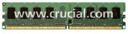 2N95814 - Crucial 1GB DDR2 SDRAM Memory Module