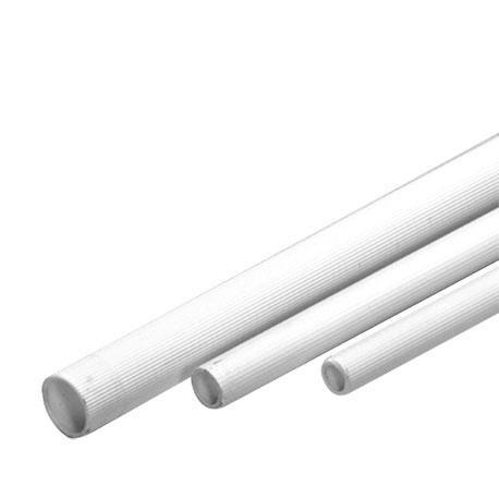 PCMOVILES 5 Palos de 1 Metro por 12mm para Perchas de Jaula de Canarios o periquitos