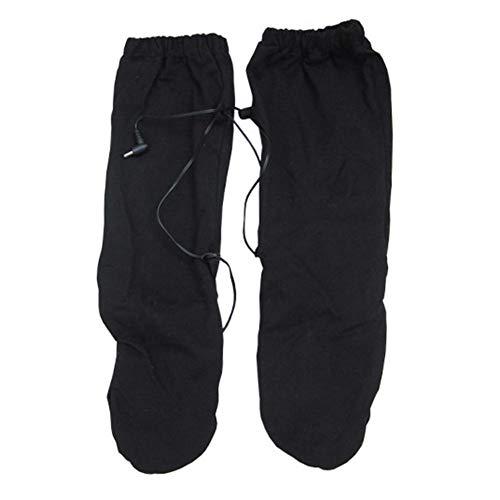 Happt Beheizte Socken,Wärmefänger Isolierte Beheizte Thermosocken Batteriebetriebene Socken Winter Elektrisch Beheizte Socken Für Männer Frauen(Vier Optionen)
