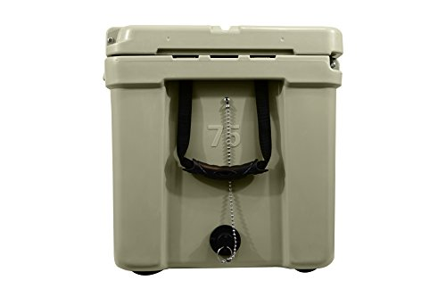 nICE 75 Qt Cooler, Beige