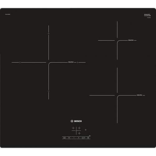 Bosch PUJ611BB1E - Placas de cocina de inducción, negras