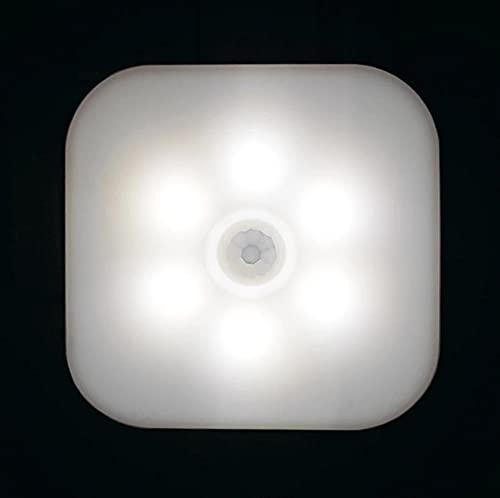 Lámpara De Pared De Noche Led Luz Con Enchufe De La Ue Sensor De Movimiento Inteligente Escalera Para El Hogar Armario Pasillo Wc Lámpara De Noche Pasillo Pasillo