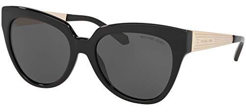 Ray-Ban dames 0MK2090 zonnebril, blauw (zwart), 55