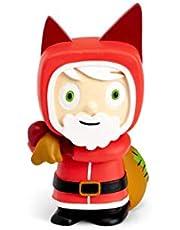 tonies- Kreativ Weihnachtsmann Figura de Audio, Color muñeco de Nieve (02-0032)