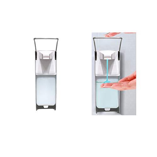 Gaddrt Seifenspender Automatisch Elektrischer Seifenspender mit Sensor 500 ml Haushaltswachs-Handwaschmaschine Seifenspender