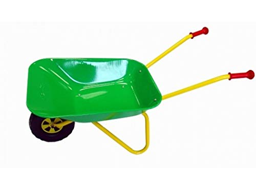 ROLLY TOYS- Carriola in Metallo, Multicolore, 3.RT271900
