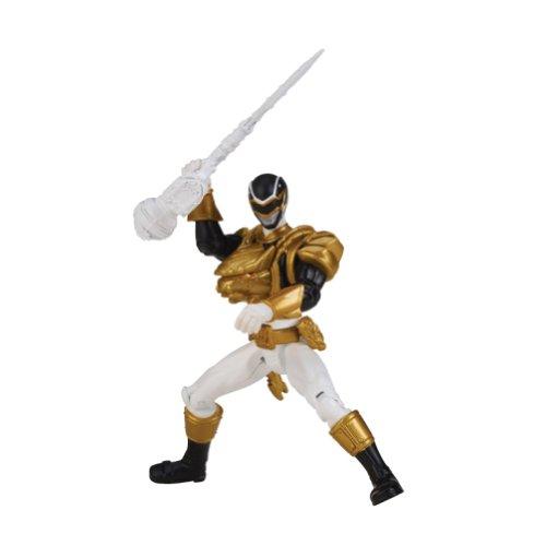 Power Rangers Megaforce 10cm Ultra Ranger Noir avec la carte d'action