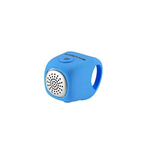 Bicicleta Bicicleta de montaña Bocina electrónica Coche Campana Accesorios para Montar Electric Dead Fly Personalidad (Azul)
