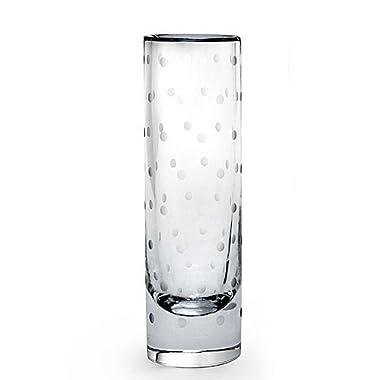 Kate Spade New York Larabee Dot Cylinder Bud Vase
