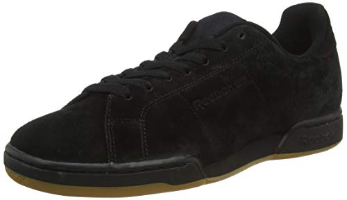 Reebok Herren NPC Ii Tg Sneakers, Schwarz (Black/Gum), 42 EU