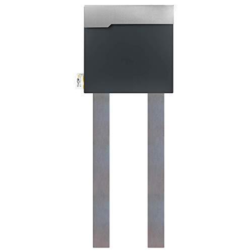 Standbriefkasten Briefkastensäule Briefkasten Correo mit Standfüßen