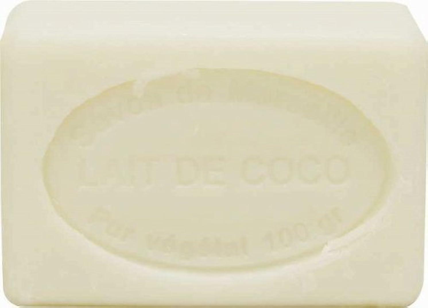 コーデリア蓄積する唇ル?シャトゥラール ソープ 100g ココナッツミルク SAVON 100