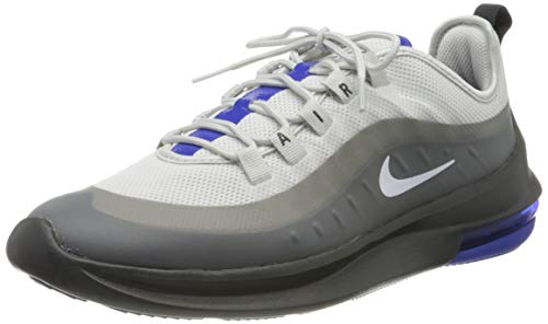 Nike Men's Air Max Axis Sneaker, Photon Dust/White-Dark Smoke Gray, 9.5 UK