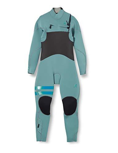 Hurley B Advantage Plus 5/3 Full Suit Wetsuit, Boys, Squadron Blue/Black, 8
