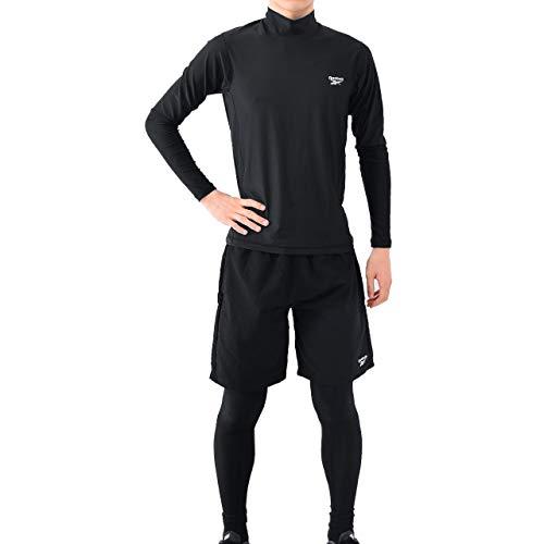[リーボック] reebok スポーツウェア メンズ 上下セット 420919 (BK, 3L)