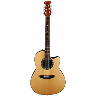 OVATION APPLAUSE BALLADEER AB24A4 NATURAL Acoustic guitars Acoustic guitars