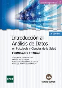 Formulario y Tablas Estadísticas de Introducción al Análisis de Datos: en Psicología y Ciencias de la Salud.