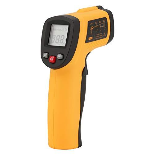 Termómetro infrarrojo digital sin contacto EVTSCAN GM550 Medidor de pistola de temperatura láser