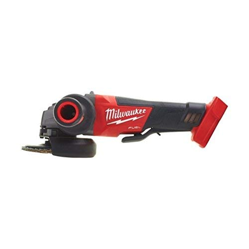 Milwaukee 4933451441 - Amoladora angular M18 Fuel 125 mm