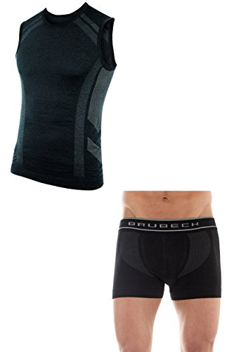 Brubeck–Swiss Cotton Hombre Mujer Slips/Camisetas Varios Modelos Función Ropa