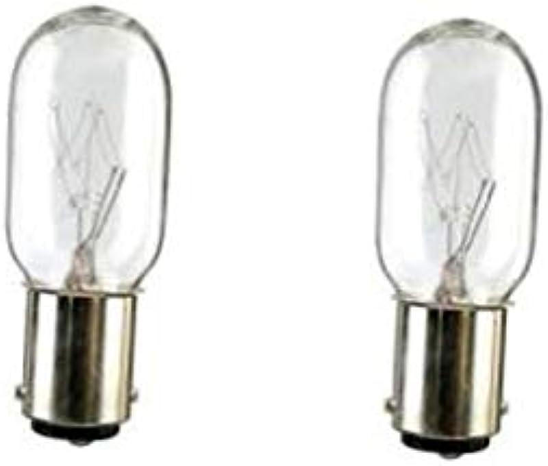Lamp Bulb 2 Vacuum Light Bulb For Kenmore 20 5240 Or 5240 Powermate Progressive 4370018
