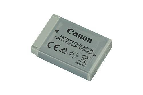Canon NB-13L Akku grau für Canon PowerShot G7X