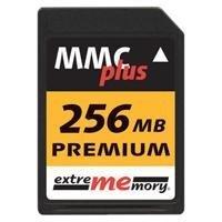 Extrememory Multimedia Card Plus (MMC +) 256MB Speicherkarte