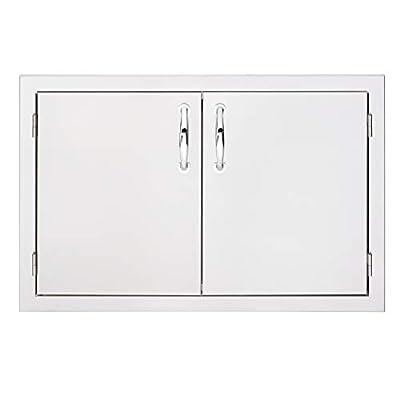 "Summerset Professional Grills SSDD-33 Grill, Access Door, 30"", Ss"