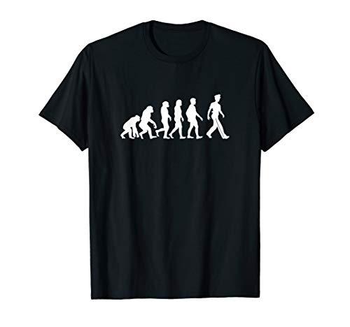 Evolution Polizist Polizei Affen Menschen Police Man Kostüm