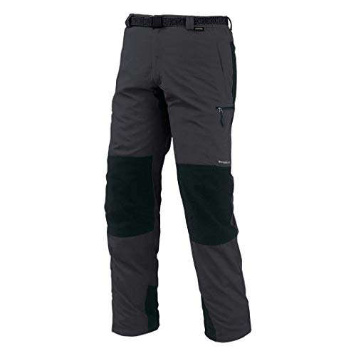 Trango Wall UA Pantalon Homme, Antracita/Negro, FR : XXL (Taille Fabricant : 2XL)