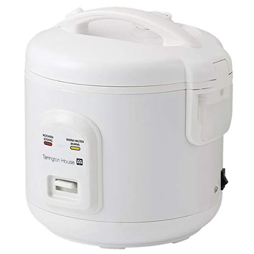 Tarrington House Reiskocher RC1015 Rice cooker 400W elektrisch 1L Dampfgarer