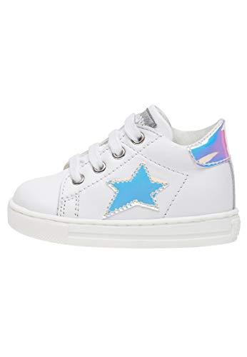 Falcotto Sasha-Sneaker mit changierenden Details-Weiß weiß 22