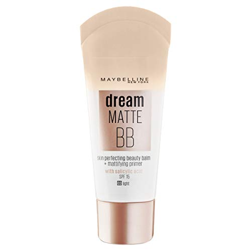 Maybelline Dream Matte, BB Cream SPF15, 30 ml